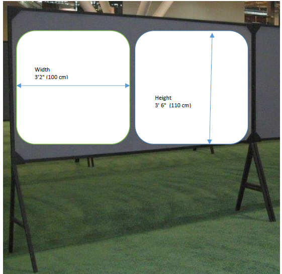 poster dimensions ctad alzheimer